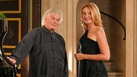 Magdalena + Sir Simon Rattle x 5