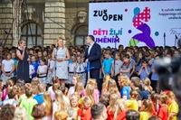 Óda na radost pro ZUŠ Open 2021