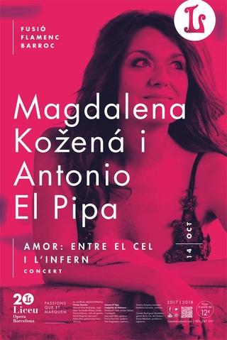 Magdalena, Antonio El Pipa, Compañía de Flamenco a Private Musicke