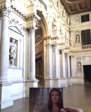 Magdalena a Venice Baroque Orchestra