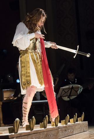 Magdalena a La Cetra Barockorchester Basel