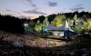Berlínští filharmonici ve Waldbühne