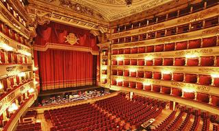Magdalena a Filarmonica della Scala / C. Carydis
