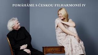 Magdalena, Sir Simon Rattle a Česká filharmonie