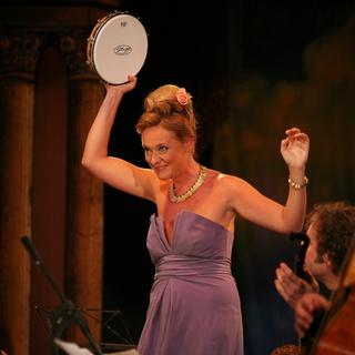 Magdalena Kožená, Private Musicke and Pierre Pitzl (Náměšť nad Oslavou, 2009)