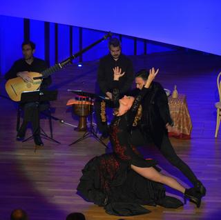 Magdalena a Antonio El Pipa (Lucemburk, 10/2017)