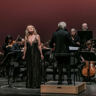 Magdalena and OAE (2/2019 London, Moscow, Athens and Istanbul)