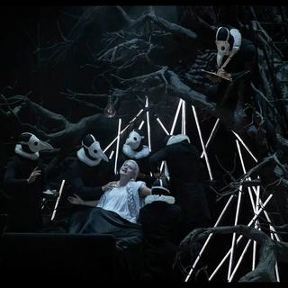 Macbeth Underworld (9/2019, Brussels)