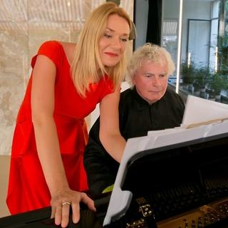 Recital in Villa Tugendhat (8/2020, Brno)