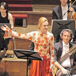 Magdalena Kožená a Les Violons du Roy (Amsterdam, 2004)