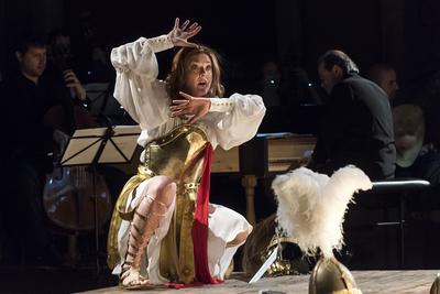 Magdalena Kožená a Ondřej Havelka promění  evropské koncertní sály v barokní divadlo