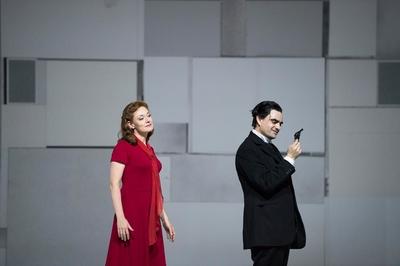 Magdalena v titulní roli Martinů opery Julietta