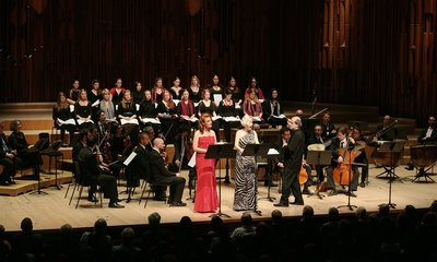 Magdalena triumphans with Venice Baroque Orchestra and Andrea Marcon