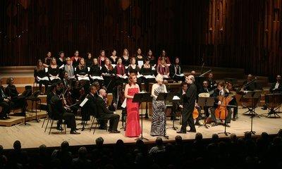 Magdalena triumfuje a s ní Andrea Marcon a jeho Venice Baroque Orchestra
