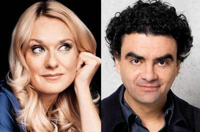 Magdalena and Rolando Villazón are meeting again on opera stage
