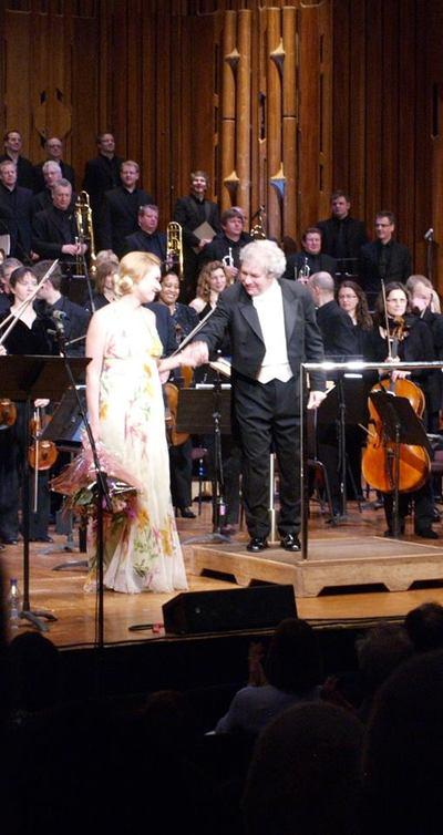 Last respects to Maestro Bělohlávek († 31. 5. 2017)