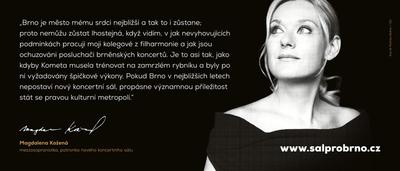 Brno je městem hudby prestižní Sítě kreativních měst UNESCO