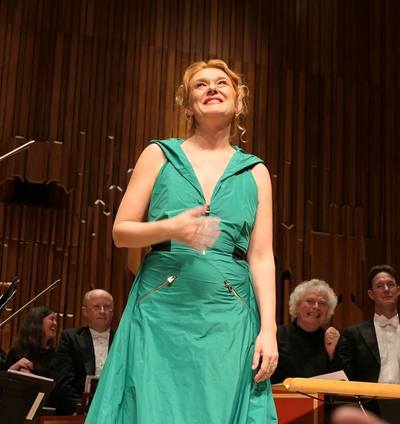 Magdalena´s Mahler in London, Hamburg and Cologne