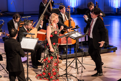Tomorrow: Music from the new CD in Vienna