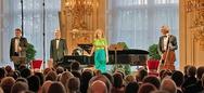 Magdalena Kožená a Malcolm Martineau (Pražský hrad, 2013)