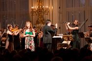 Magdalena Kožená a Collegium 1704 (Pražský hrad, 2012)