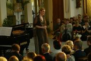 Magdalena Kožená a Karel Košárek (Hustopeče, 2004)