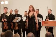 Magdalena Kožená, Venice Baroque Orchestra and Andrea Marcon (Moravský Krumlov 2013)