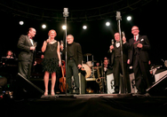 Magdalena, Ondřej Havelka and his Melody Makers in pictures