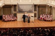 Magdalena Kožená and concert for Brno (Besední dům, 2013)