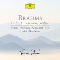Johannes Brahms: Lieder & Liebeslieder Waltzes