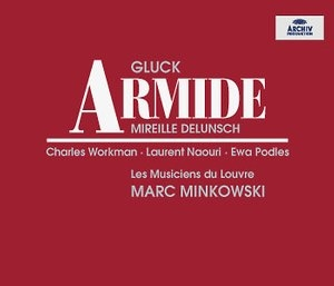 Christoph Willibald Gluck: Armida