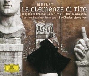 Wolfgang Amadeus Mozart: La clemenza di Tito