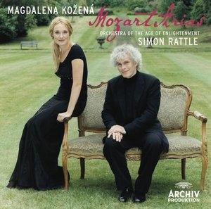 Wolfgang Amadeus Mozart: Arias