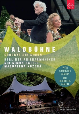 WALDBÜHNE 2018. Goodbye Sir Simon!